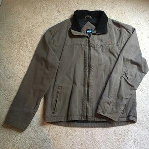 Men's Kavu canvas jacket